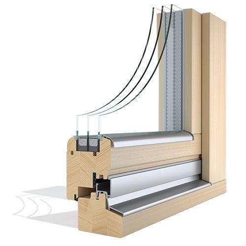 Eurolok 68 Historic - drveni prozori - Lokve Quality Windows