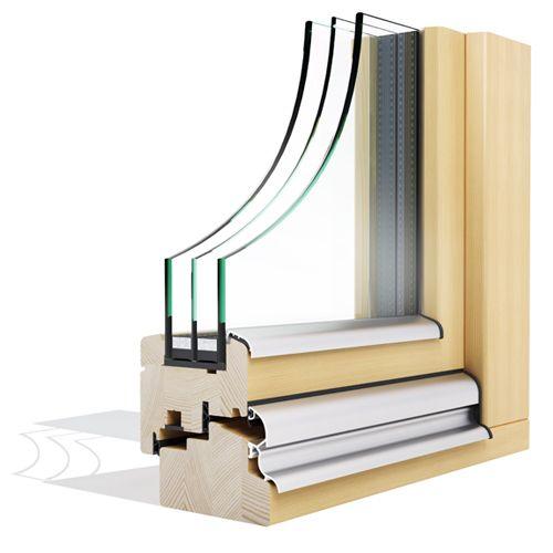 Megalok 92 - drveni prozor - Lokve Quality Windows