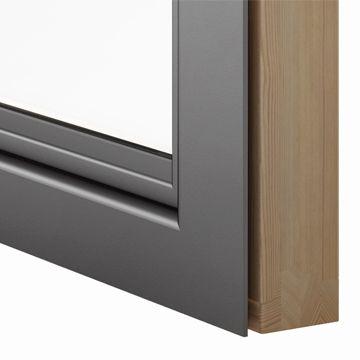 Aluminijska maska kao zaštita - Lokve Quality Windows