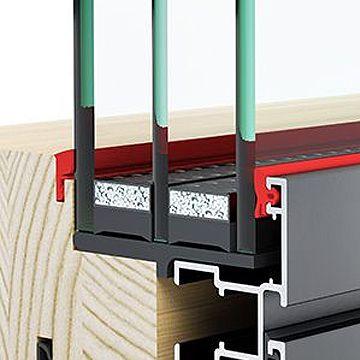 Moderan dizajn drvo-aluminijskih prozora - Lokve Quality Windows