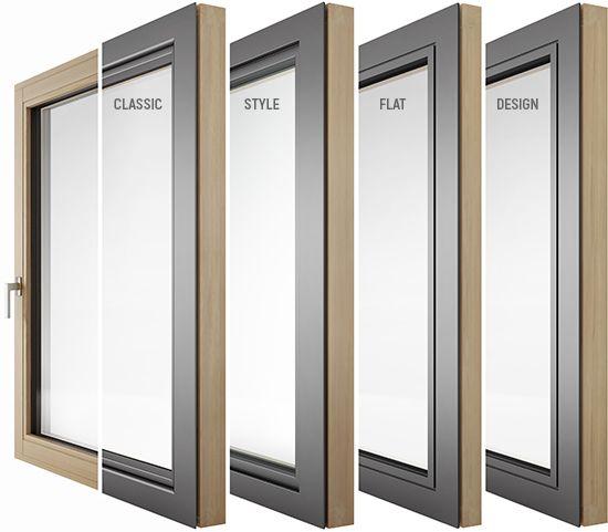 Drvo-Aluminijski prozori - Lokve Quality Windows