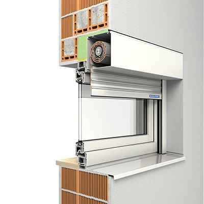 Predprozorske rolete QUADRO - Lokve Quality Windows