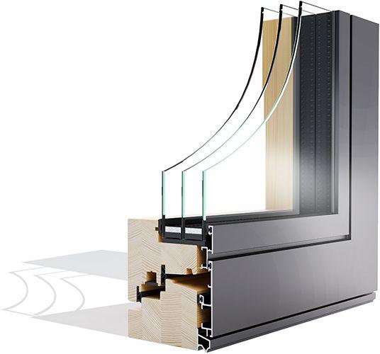 Win Alulok 100 DESIGN - Lokve Quality Windows