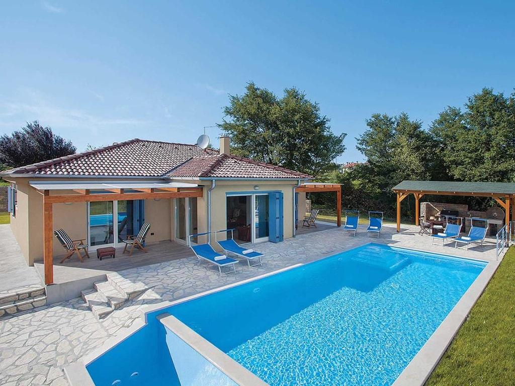 Villa Principe, Istra - 1 - Lokve Quality Windows