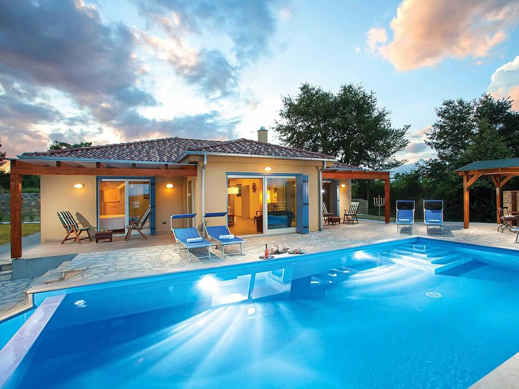 Villa Principe, Istra - 2 - Lokve Quality Windows